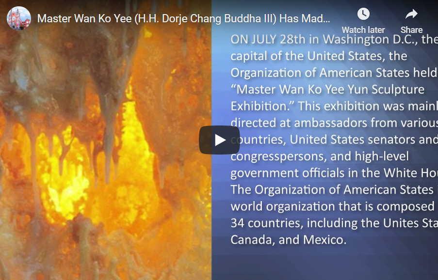 Master Wan Ko Yee Has Made A Great Contribution To Art